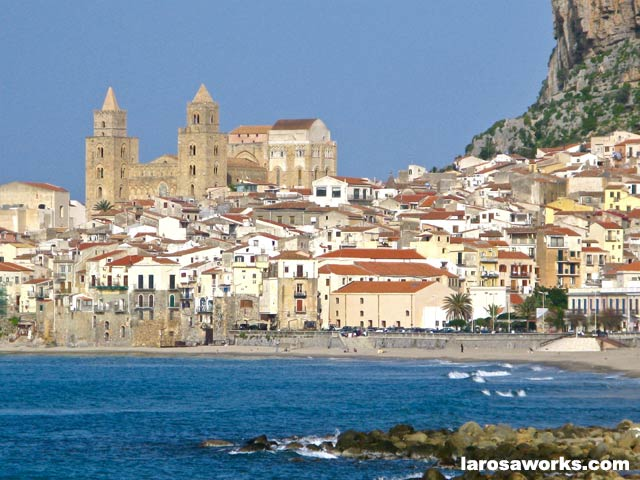 Cefalù is charming, beautiful, and perfect for a relaxed visit.