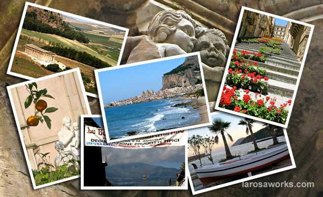 Sicilian links of interest.