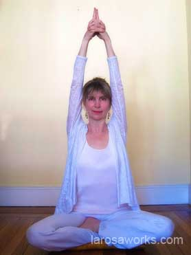 IKYTA Certified Yoga instructor Rita London.